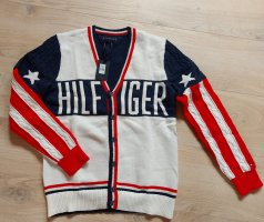 Tommy Hilfiger Strickjacke Colorblocking Gr.S neu NP:99,95