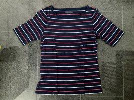 Tommy Hilfiger T-Shirt Gr.L Blau/Weiß/Rot