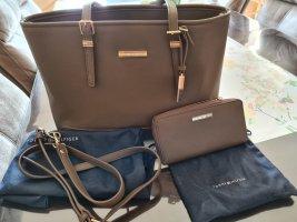 Tommy Hilfiger Tasche + Geldbörse  NEU
