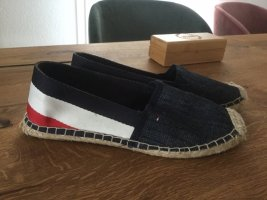 Tommy Hilfiger Slip-on Shoes blue-white
