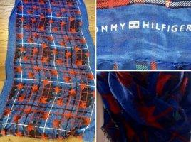 Tommy Hilfiger Chal veraniego rojo-azul