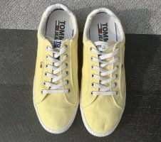 Tommy Jeans Casual Sneaker gelb