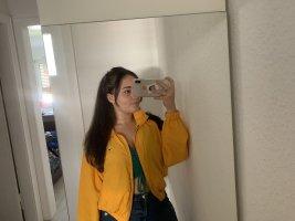 Tommy Jeans Gilet à capuche jaune