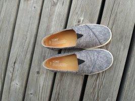 Toms Slip-on Sneakers grey