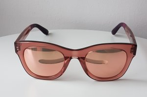 Toms Butterfly Glasses bright red