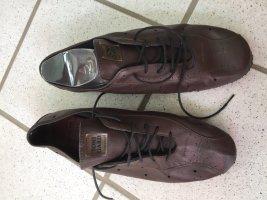 """TONI GARD"" Leder Schuhe, braun, Gr.40"