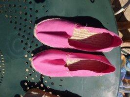 Toni Pons Espadrilles Pink Gr. 39 NEU