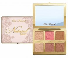 Too Faced Natural Face Rouge Blush Palette Sephora