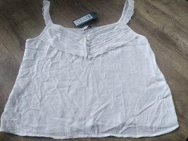 Be only A Line Top oatmeal viscose