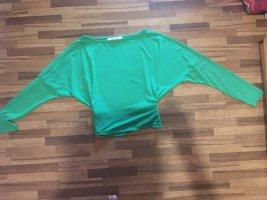 Calcedonia Top koszulowy zielony-leśna zieleń