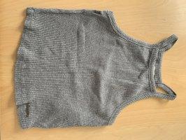 Abercrombie & Fitch Basic topje grijs