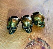 Hair Pin bronze-colored metal