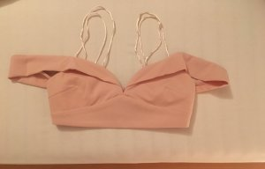 Missguided Bustier rosé Polyester