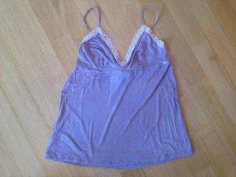 Hennes & Mauritz Bustier Top purple