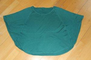 Street One Boatneck Shirt petrol cotton