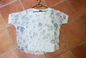 Made in Italy Silk Top multicolored