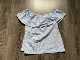 H&M Off-The-Shoulder Top multicolored