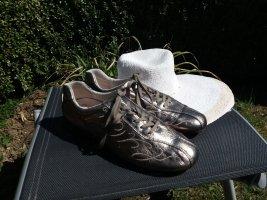 Top Sneakers von GABOR in Gr.5,5 G Comfort metallic