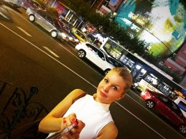 Zara Top con colletto arrotolato bianco