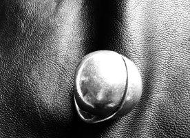 Topdesign von großem 925iger Silberring