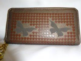 0039 Italy Wallet multicolored polyamide