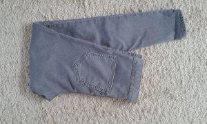 Topshop Hoge taille jeans zilver-lichtgrijs