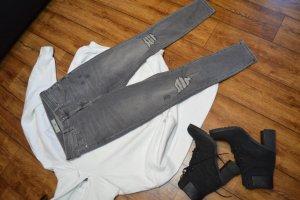 Topshop Moto JAMIE Jeans mit Cut 38