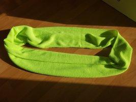 Topshop Schal Neon Grün