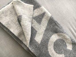 Acne Studios Wollen sjaal zilver Wol