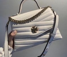 Tory Burch Crossbody Bag beige/weiß