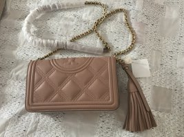 Tory Burch Clutch rose-gold-coloured-sand brown