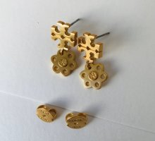 Tory Burch Ear stud gold-colored