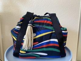 Tory Burch Sac de sport multicolore
