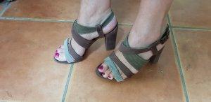 Tosca Blu Schuhe Sandalen, Absatz, Plateau 37