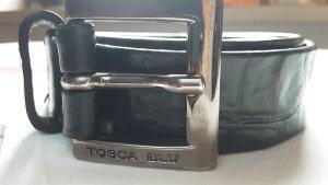 Tosca blu Waist Belt black-silver-colored