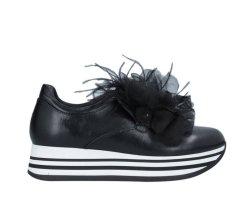 ToscaBlue schwarze Sneakers
