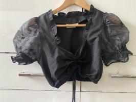 Lekra Traditional Blouse black