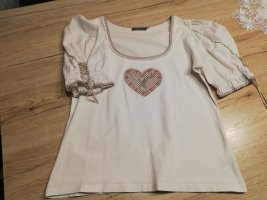 Trachten Kurzarm Shirt von Country Line, Gr. 44