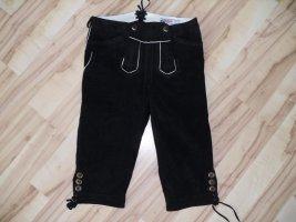 Alphorn Pantalon bavarois noir