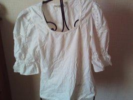 Landhaus by C&A Gehaakt shirt wolwit Gemengd weefsel