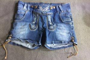 Trachten Short Hot Pants