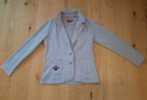hangowear Blazer in lana grigio chiaro