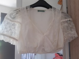Country Line Folkloristische blouse wit-room