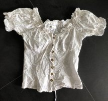 MarJo Traditional Blouse white