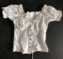 MarJo Blusa tradizionale bianco