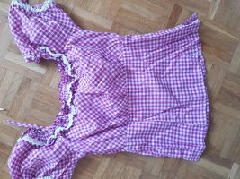Stockerpoint Traditional Blouse lilac