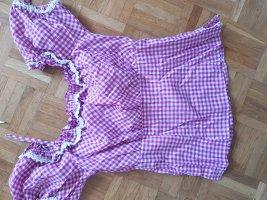 Stockerpoint Blusa tradizionale lilla