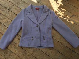 Traditional Jacket purple wool