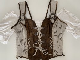 Country Line Traditional Camisole multicolored leather