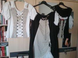 Stockerpoint Abito tradizionale bianco-nero